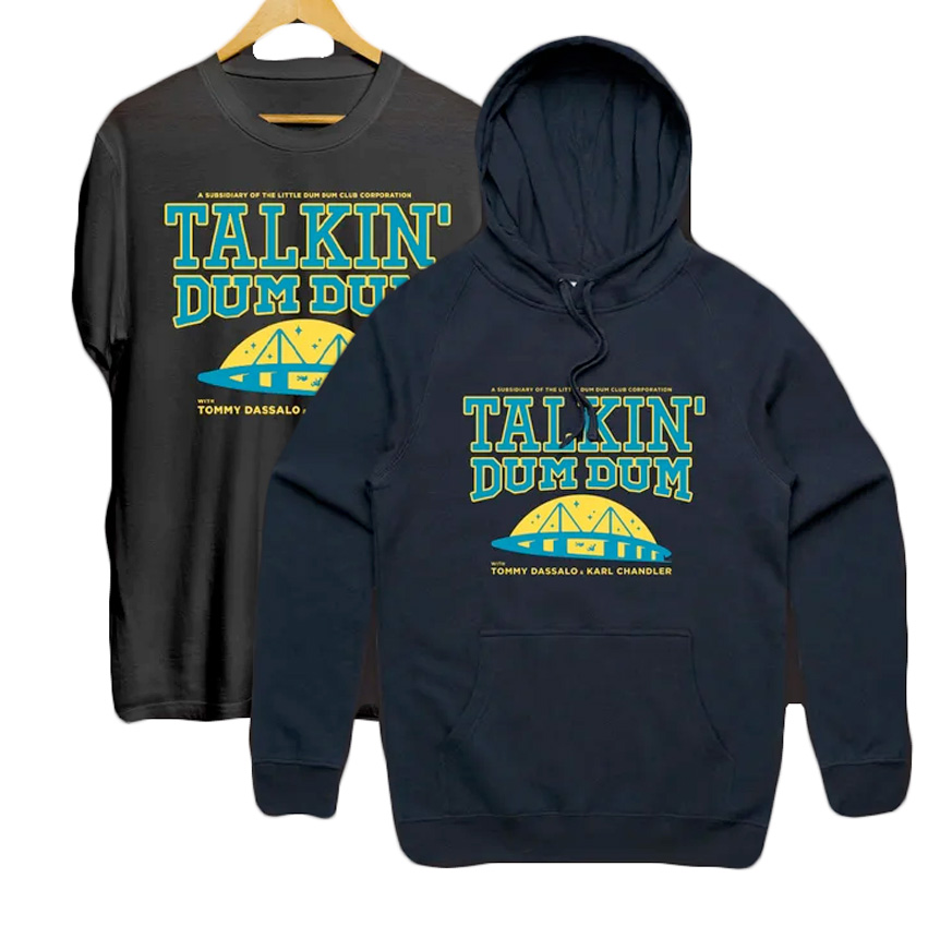 talkin dum dum shirt and hoodie little dum dum club
